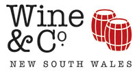 Wine & Co. NSW Wine Merchant, Distributor & Wholesaler Logo